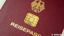 Reisepass Deutschland