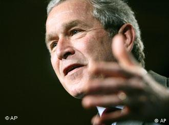 Presiden AS George W. Bush