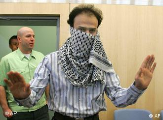 Ibrahim Mohamed K. is the primary defendant in the Düsseldorf case