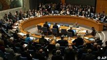 UN Sicherheitsrat zu Sudan und Iran
