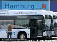Водневі автобуси у Гамбурзі