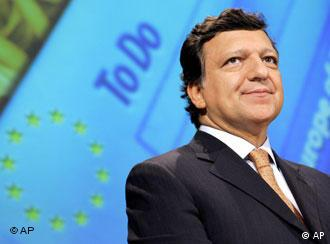 The constitution remains on Barroso's to do list