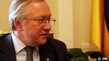 Außenminister Boris Tarasjuk, Ukraine
