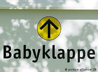 Saving lives with the Babyklappe, or baby slot, but at what cost?
