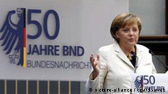 Kansela Merkel anatakiwa aeleze Kila anachokijua kuhusu shughuli za BND na NSA.