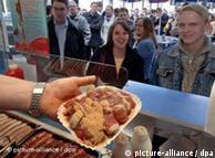 咖喱香肠-德国人的快餐最爱