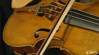 A Stradivari violin