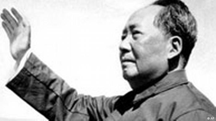 Kulturrevolution in China Mao Tsetung (AP)