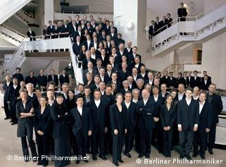 The Berlin Philharmonic Orchestra