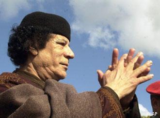 Моамер ел Гадафи е под притисок
