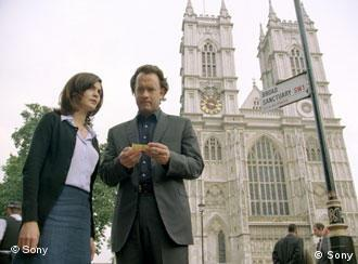 Tom Hanks and Audrey Tautou star in this towering flop