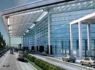 Baubeginn Flughafen Berlin