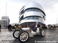 Организаторы нового музея Mercedes-Benz ожидают принять  750.000 посетителей в год