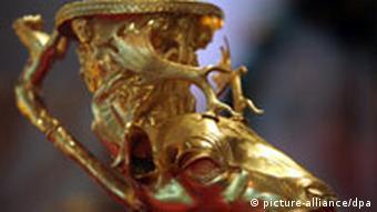 Ausstellungstipps 19.5.06 Thrakisches Gold
