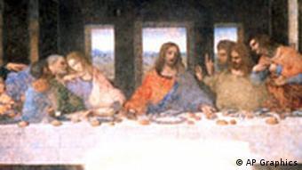 Abendmal von Leonardo da Vinci