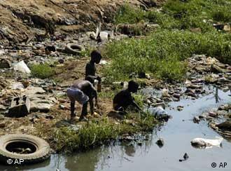 De acordo com o representante da Unicef em Angola, metade da população no país ainda não tem acesso a água potável