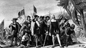 500 Jahrestag Tod von Christoph Kolumbus