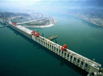 China Drei-Schluchten-Staudamm