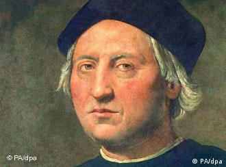 Colombo, retrato de Ghirlandaio