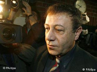 Giyasettin Sayan, German-Turkish politician of the Left party who was injured in a racist attack in Berlin-Lichtenberg on May 20, 2006