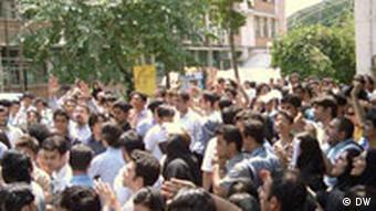 دانشجویان دانشگاهها همواره نیروی اصلی اعتراضها بودند