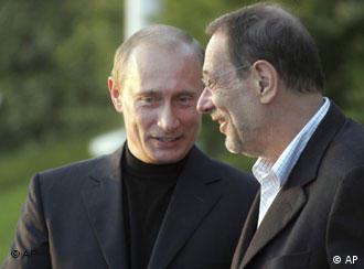 Härskarna i Kreml : från