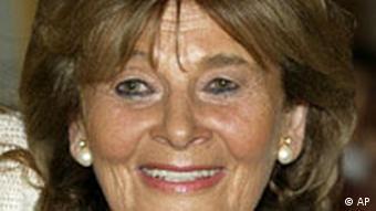 Charlotte Knobloch Zentralrat der Juden