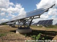 Al sur de Leipzig opera una de las plantas de energía solar más modernas del mundo.modernsten