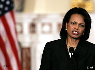 Condoleezza Rice (Archivbild), Quelle: AP