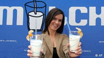 BdT Trink Milch mit Katarina Witt
