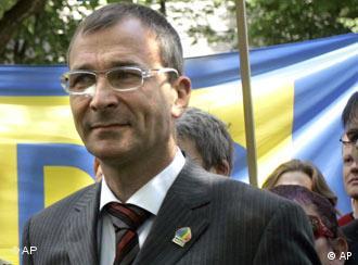 Пострадавший в Москве от нападения гомофобов депутат бундестага Фолькер Бек