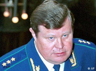 Владимир Устинов, теперь уже бывший генпрокурор России