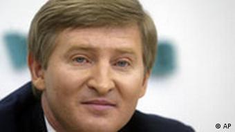 Ukraine Rinat Achmetow