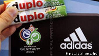 FIFA WM 2006 Vermarktung