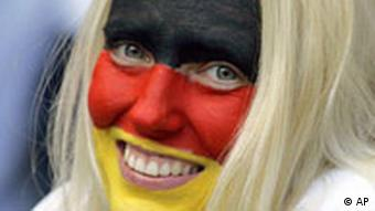 WM 2006 Fan Deutschland Symbolbild