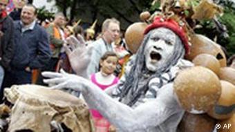 BdT Karneval der Kulturen in Berlin Patrick aus dem Kongo Bild 1