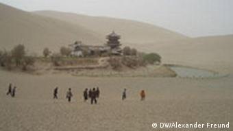 Bildreportage China Xinjiang Mai 2006