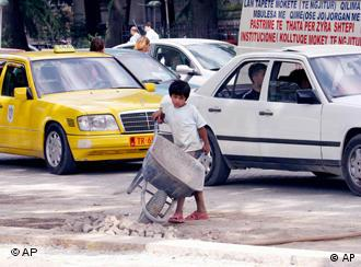 Kinderarbeit in Rumänien