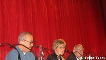 Brasilianische Schriftsteller in Frankfurt