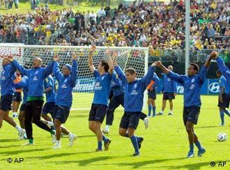 Se depender dos palpites dos treinadores, Brasil ganha o hexa