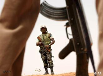 Many of the small weapons used in Africa's civil wars are from China and the former USSR