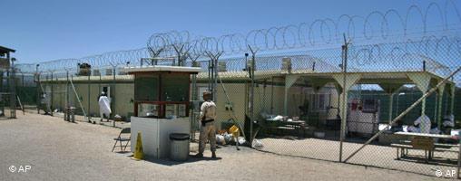 Campo Militar de Guantánamo, Cuba.