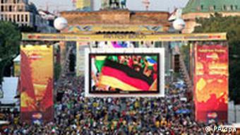 WM 2006 - Begleitprogramm - Fanmeile