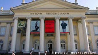 Documenta Kunsthalle Fridericianum in Kassel