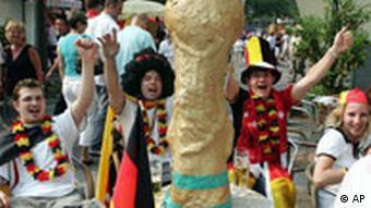 WM 2006 - Deutschland - Fans