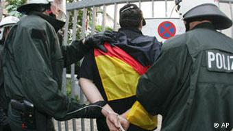 WM 2006 - Deutschland - Hooligan - Fan
