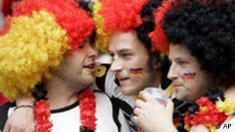 WM 2006 - Deutschland - Fan