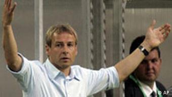 WM 2006 - Deutschland - Trainer - Jürgen Klinsmann
