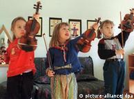 Música gratuita na pré-escola é coisa do passado na Alemanha