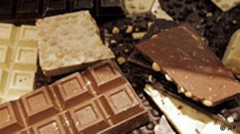 Schokolade (Foto: AP)
